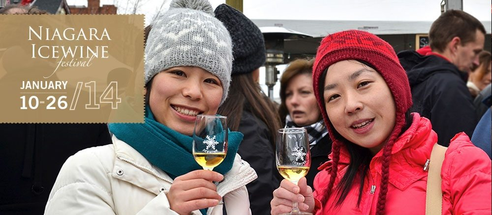 The Niagara Icewine Festival is back!