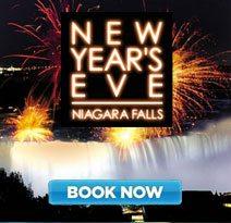 Niagara Falls Christmas Holidays
