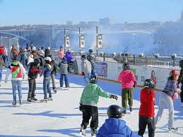Niagara Falls January 2014 Events