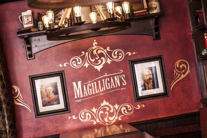 Doc Magilligan's Irish Pub Open for Business!