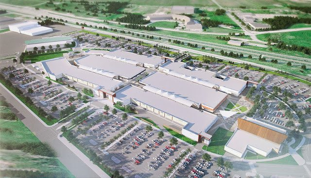 New Niagara Outlet Mall to open in May