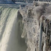 Niagara Falls weather