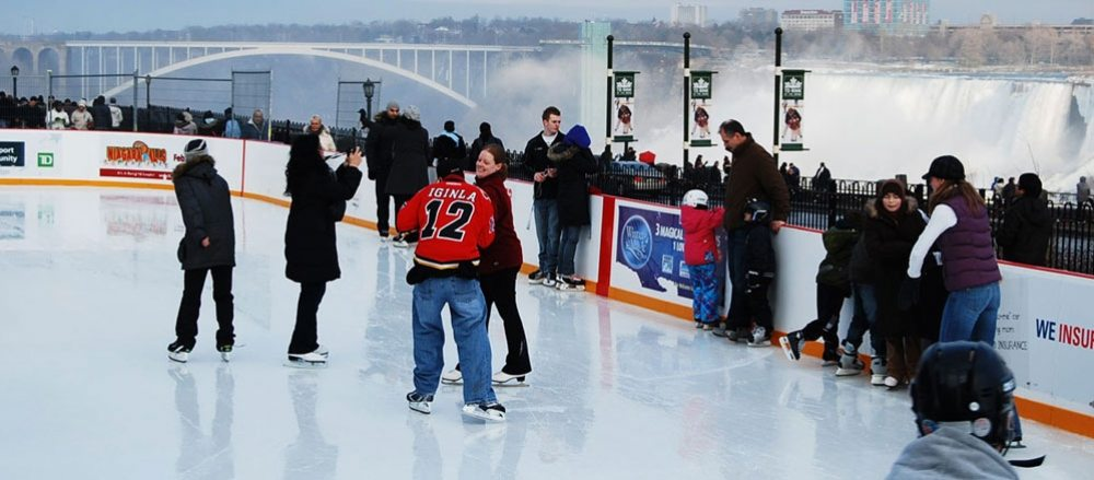 Tings to do in Niagara Falls in February