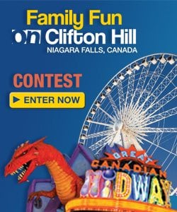 Niagara Falls Family Day weekend contest
