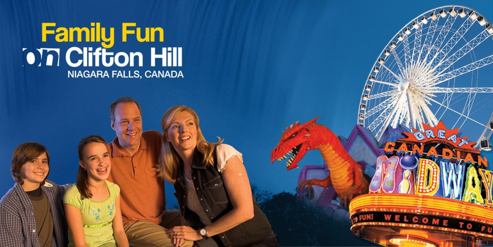 Head Down to Niagara Falls for Family Day Fun!