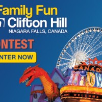 Clifton Hill Scavenger Hunt contest for Family Day weekend