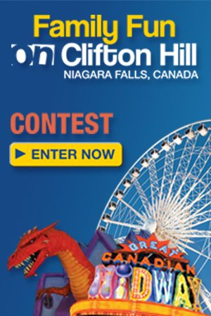 Clifton Hill Scavenger Hunt Contest for Family Day