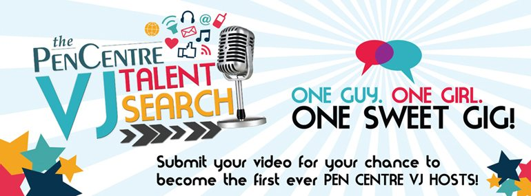 The Pen Centre VJ Talent Search