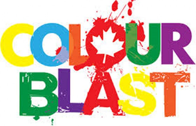 Canadian Colour Blast