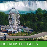 Niagara Falls hotel savings