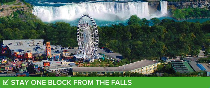 Niagara Falls Hotel Savings Tailored to YOU!