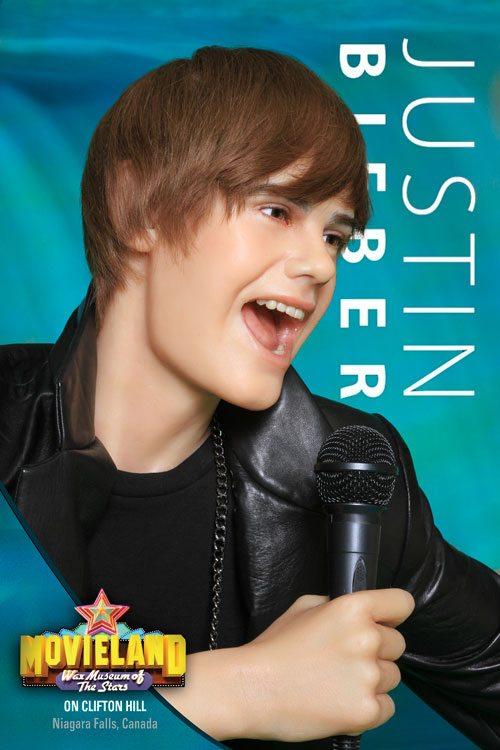 Justin Bieber in Niagara Falls
