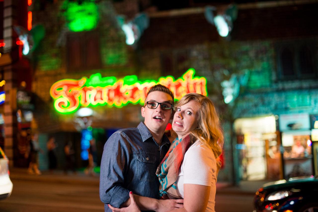 Niagara engagement and wedding photography