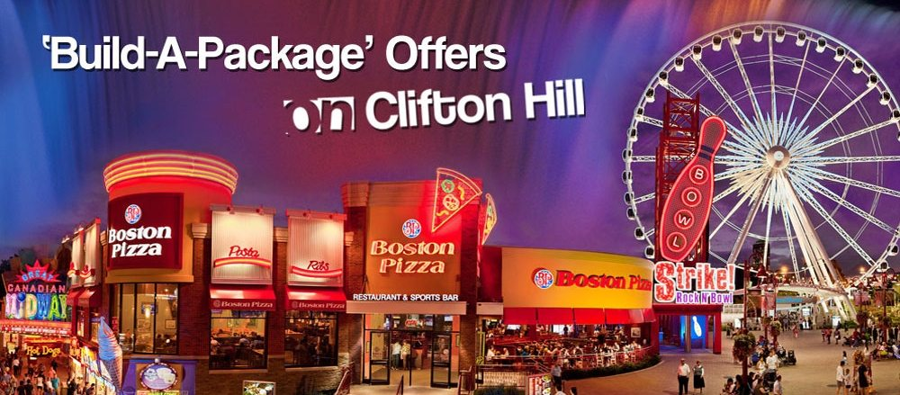 Build A Package Comfort Inn Clifton Hill