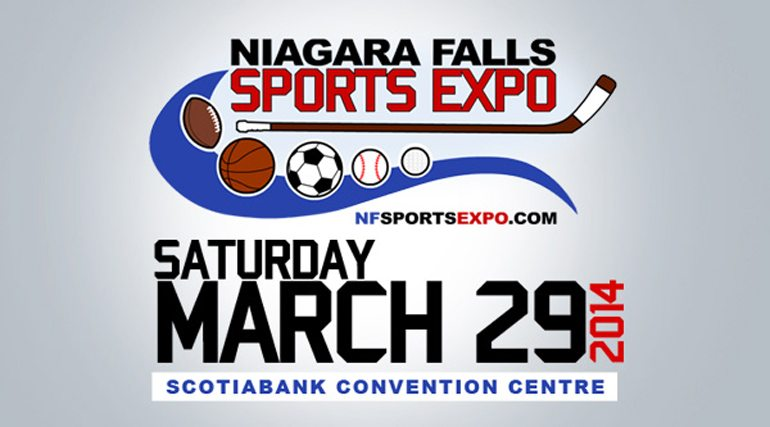 Niagara Falls Sports Expo and Your Chance to Win Tickets!
