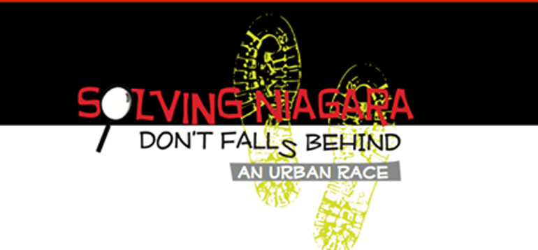 Solving Niagara: Explore Niagara Falls Through an Urban Race!
