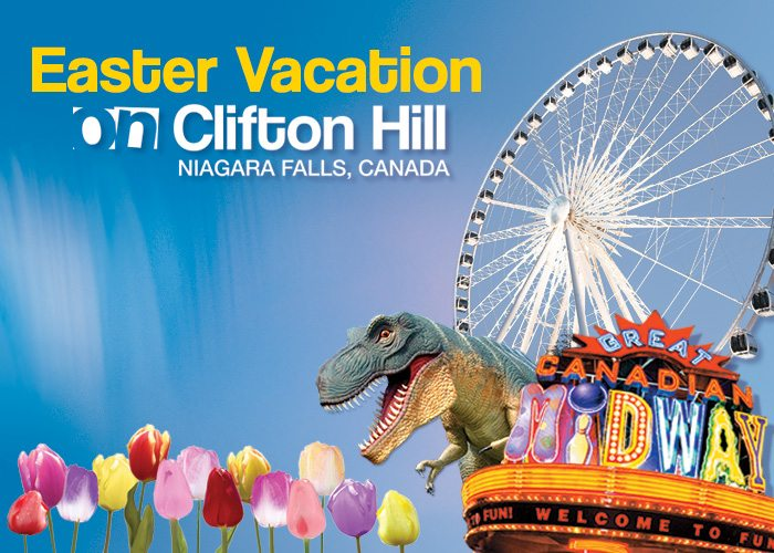 Celebrate Easter Niagara Falls Style!
