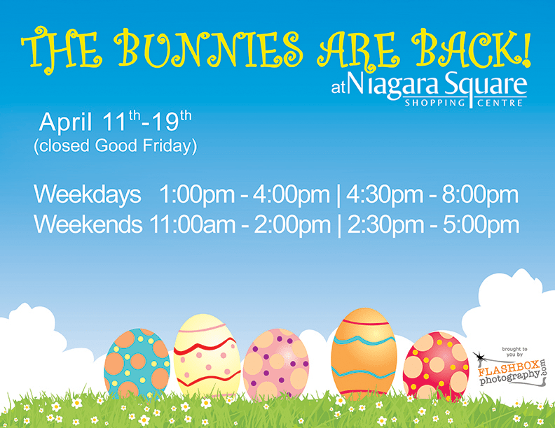 What's open on Easter in Niagara Falls