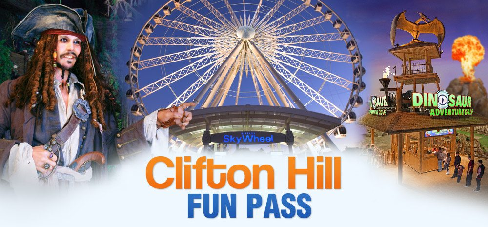 """Clifton Hill, Niagara Falls Favorite Experiences"" Pinterest Contest"