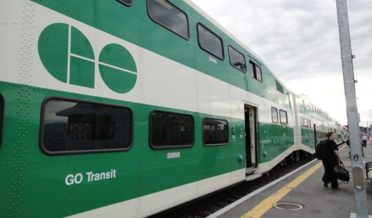 GO Transit Schedule – Go Train to Niagara Falls