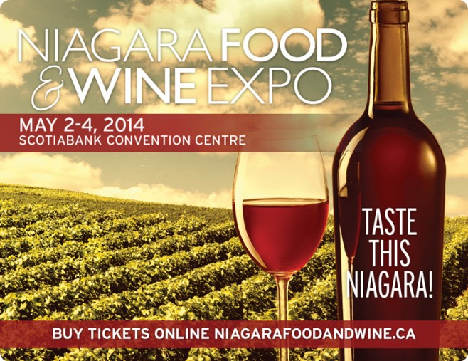 Niagara Food & Wine Expo