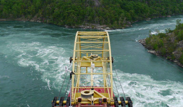 My Experience Aboard the Niagara Falls Whirlpool Aero Car