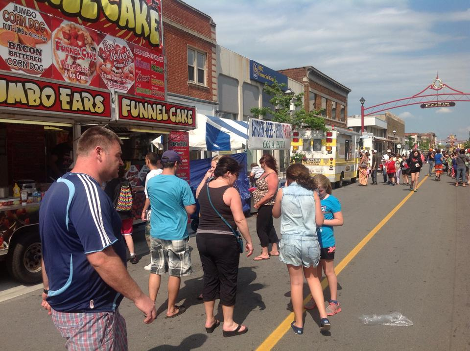 Popular Summer Festivals in Niagara