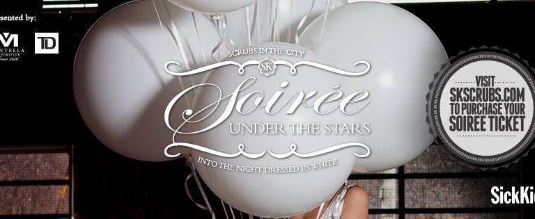 """SickKids Foundation: """"Soiree Under the Stars"""" Event"""