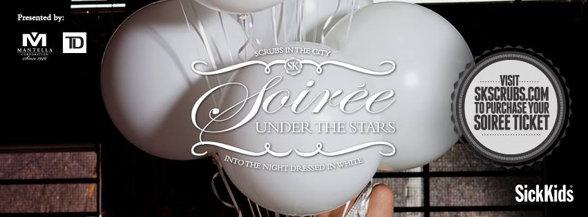 "SickKids Foundation: ""Soiree Under the Stars"" Event"