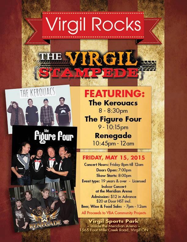 Niagara Falls Victoria Day weekend
