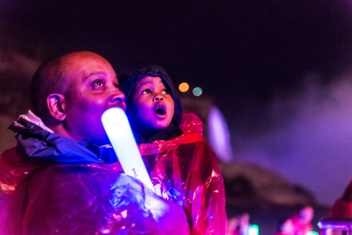 Hornblower Niagara Cruises Illumination