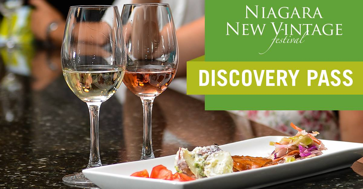 Niagara New Vintage Wine Festival: June 14th – June 22nd