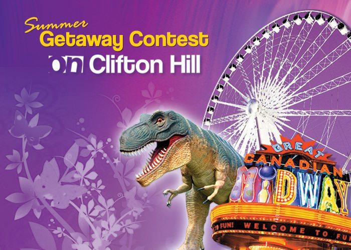 Niagara Falls Summer Getaway Contest