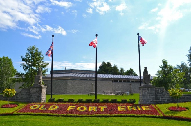 Seige of Old Fort Erie