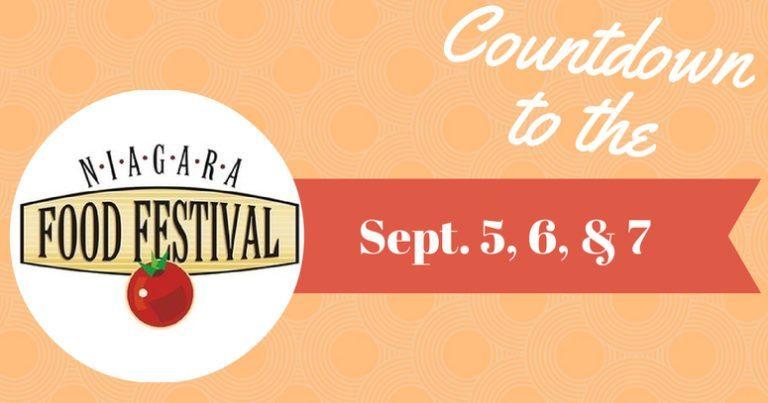 Niagara Food Festival