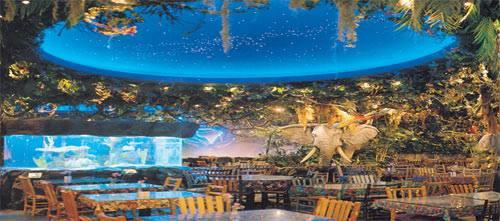 Rainforest Cafe Clifton Hill Menu