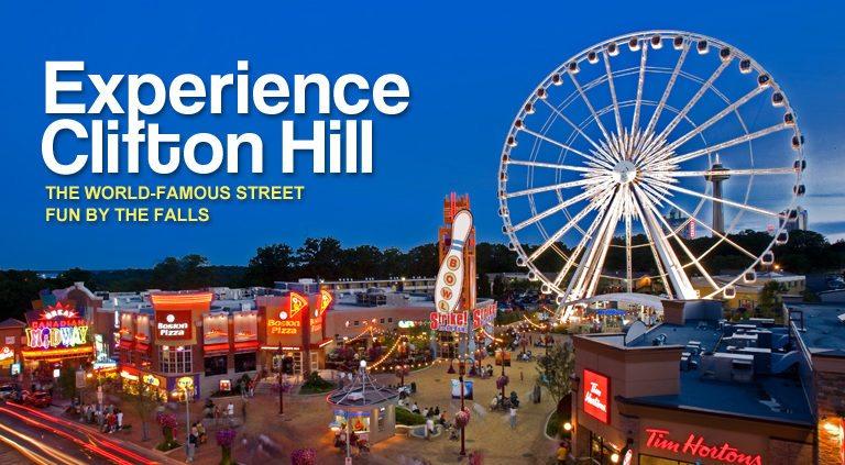 Clifton Hill, Niagara Falls: A Sample One-Day Itinerary