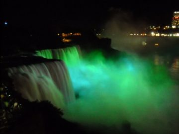 Niagara Falls St. Patricks Day