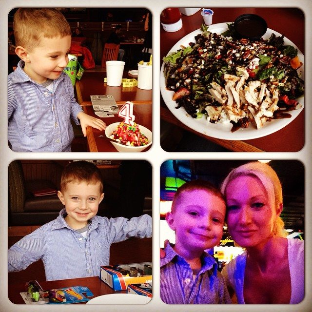 Niagara Falls family dining