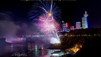 Niagara Falls Victoria Day
