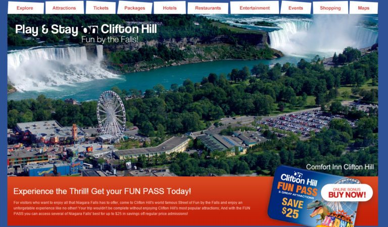 Niagara Falls Information for Travel