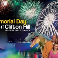 Memorial Day Niagara Falls