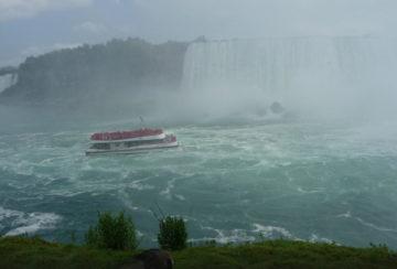 Cool off in Niagara Falls