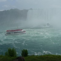 Cool off in Niagara Falls