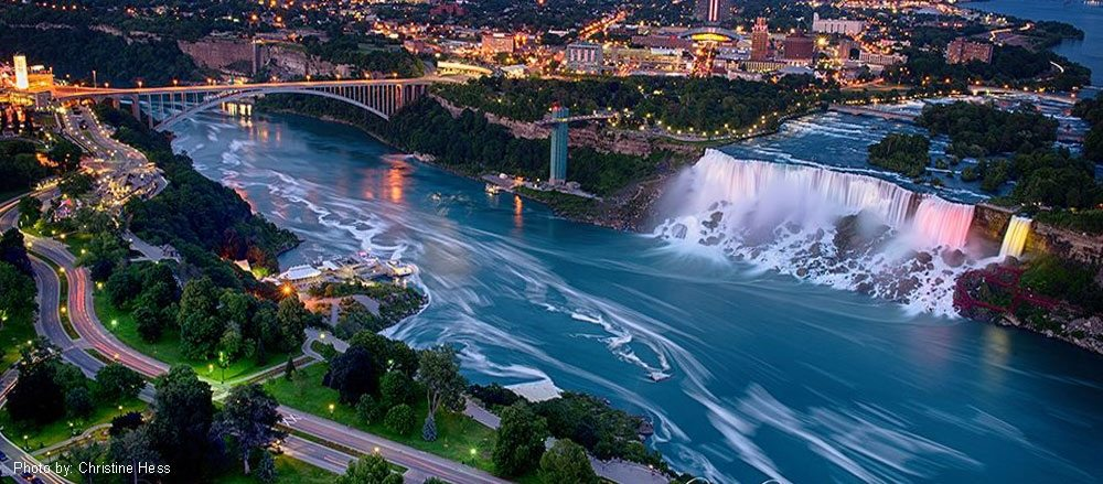 Victoria Day Niagara Crossings