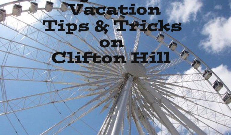 Niagara Falls Vacation Tips and Tricks on Clifton Hill