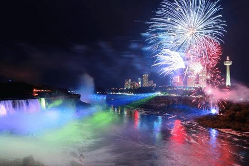 Labour Day in Niagara Falls
