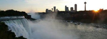Niagara Falls in the Fall