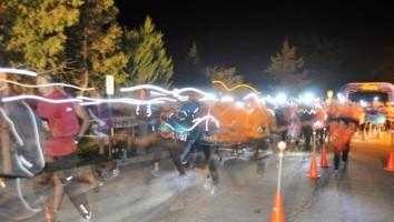 Halloween fun runs
