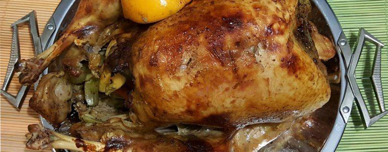 Prepare a Thanksgiving Dinner